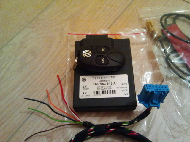 Gray Multivan GP 2,0 140 h.p. 4-Motion.  Продам новый комплект дистанционного запуска Вебасто.