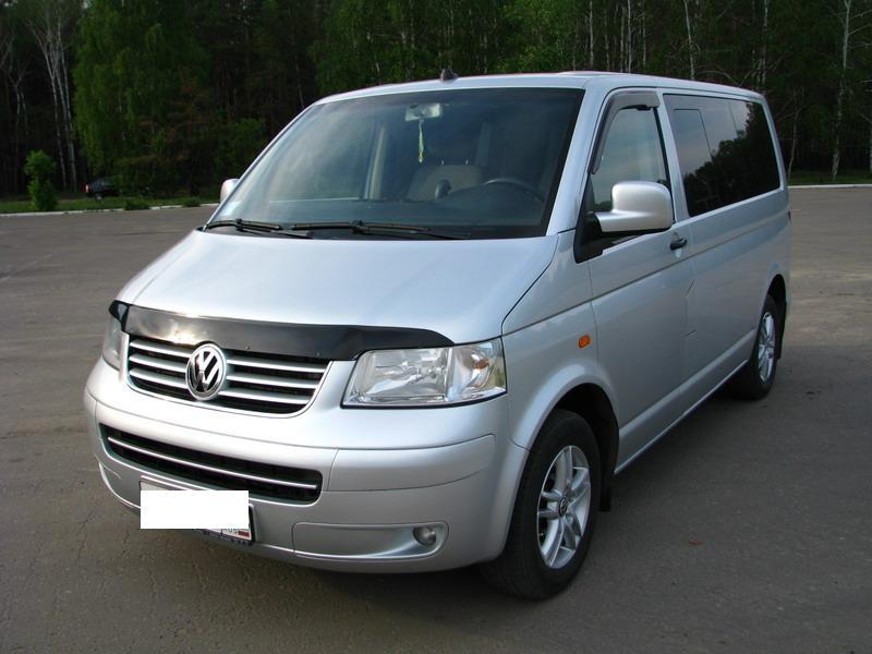 Volkswagen Transporter: ��� ��������, ��� ����������� ...