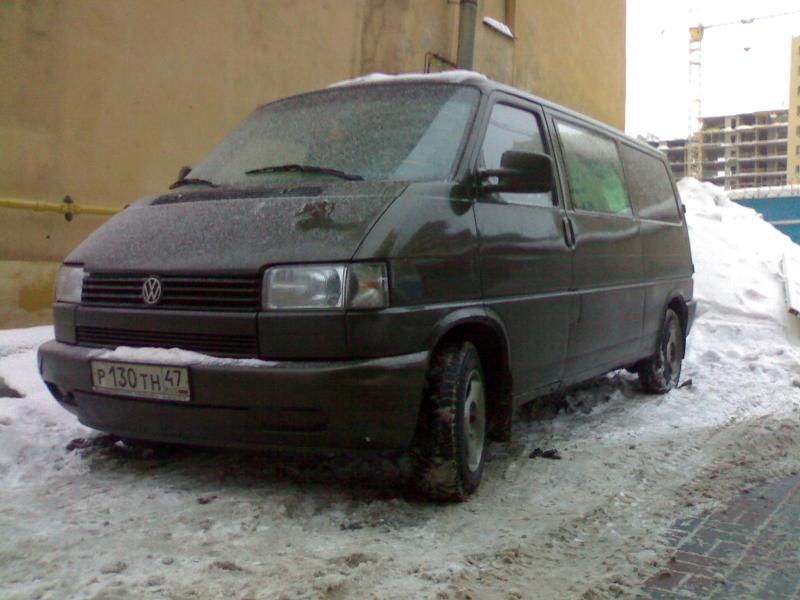 форум фольксваген транспортер т4